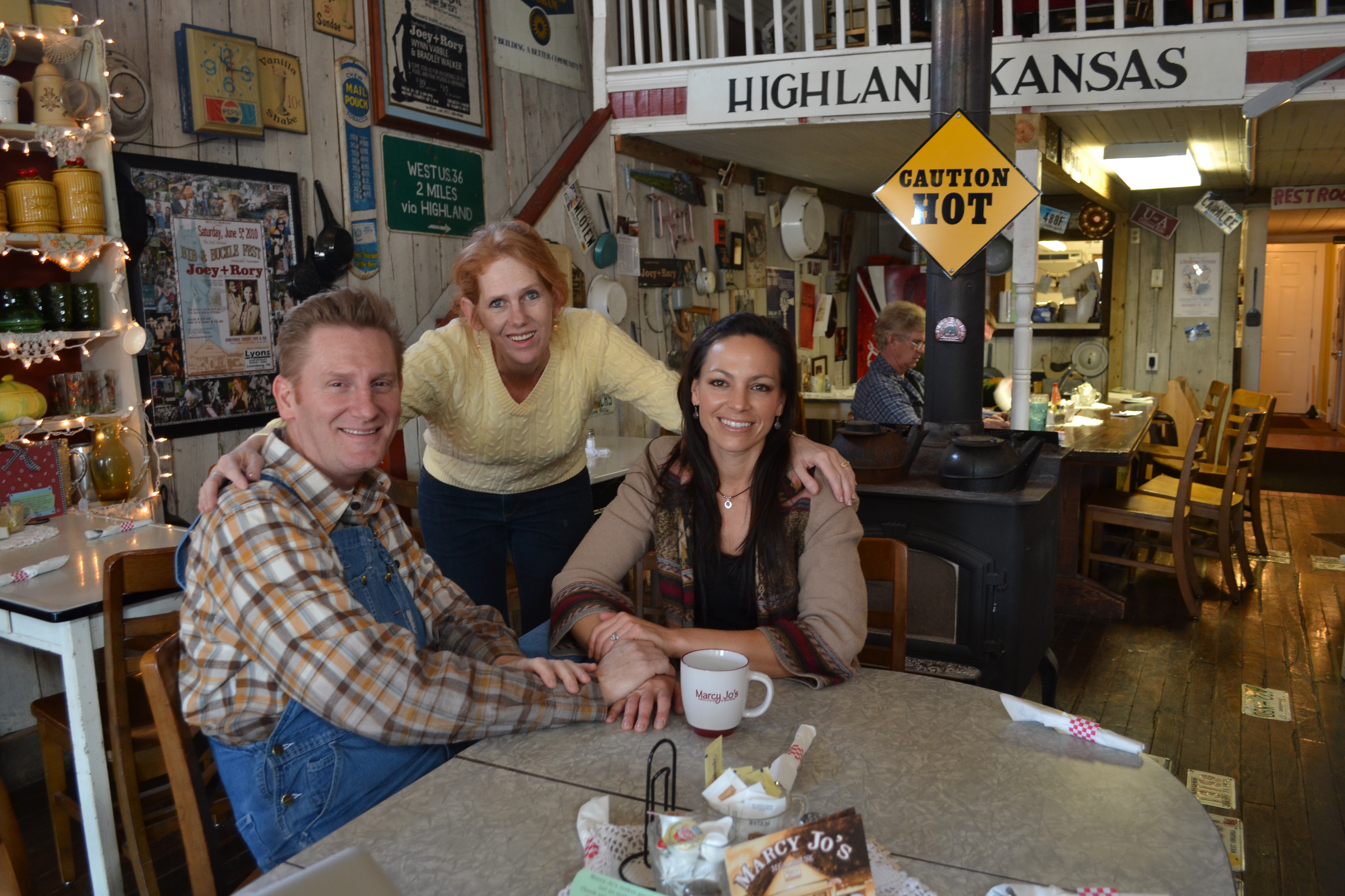 Joey + Rory Choose Honesty as a Success Strategy